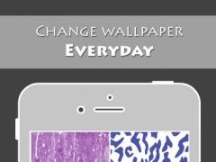 Monogram It - Custom Monogram Wallpaper and Background Maker With Glitter Themes 2.0 Screenshot