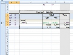 MonoReport FREE Edition 1.3 Screenshot