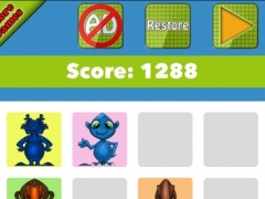 Monster 2048 Puzzle Mania 1.1 Screenshot