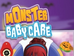 Monster Baby Care Nursery - Free Games 1.0 Screenshot