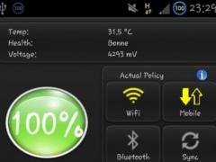Monster Battery Saver 1.6 Screenshot