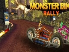 Monster Bike Rally 1.0 Screenshot