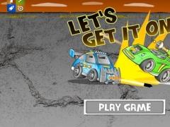 Monster Car Gun Run Racing - Highway Shooting Showdown Rider Free Game 1.0.2 Screenshot