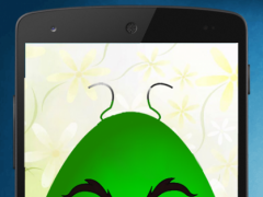 Monster Egg Zipper LockScreen 1.4 Screenshot