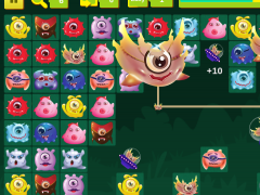 Monster Fever: Onet Connect 1.0 Screenshot