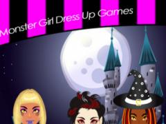 Monster Girl Dress Up Games 1.4 Screenshot
