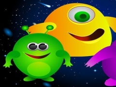 Monster puzzle for toddlers 1.2 Screenshot