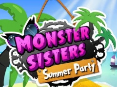 Monster Sisters Summer Party – Holiday Makeover 1.0.1 Screenshot