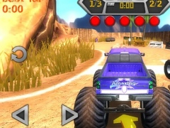 Monster Truck: Extreme 3D 1.0 Screenshot