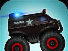 Monster Truck Police Racing  Screenshot
