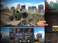 Monster Truck Ultimate Playground 1.1.3 Screenshot