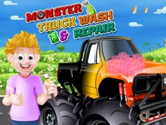 Monster Truck Wash & Repair 1.2 Screenshot