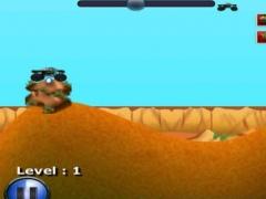 Monster Trucks Smash Zombies - Desert Sprint 1.0 Screenshot