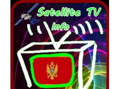 Montenegro Satellite Info TV 1.0 Screenshot