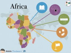 Montessori Approach To Geography HD - Africa 1.1 Screenshot