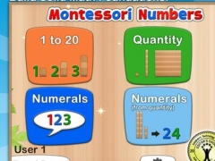 Montessori Numbers - Learn to Count from 1 to 1000 & Other Math Activities 3.0.1 Screenshot
