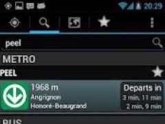 Montreal Metro & Bus 2.2 Screenshot