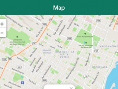 Montreal offline map and free travel guide 1.0 Screenshot