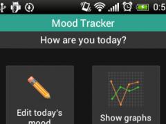 Mood Tracker 1.0 Screenshot