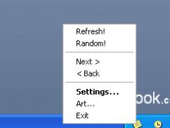 MoodBook 3.00 Screenshot