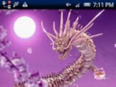 Moon Dragon Pink 2.5.0 Screenshot