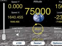 Moon Flyer 1.0.3 Screenshot