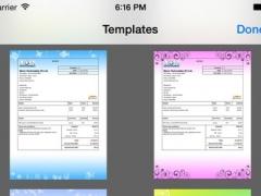 Moon Invoice - Estimate, purchase order, timesheet 1.14.1 Screenshot