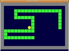 mop(e) snake 0.5 Screenshot