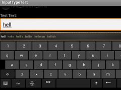 More Keyboards 3.0.002.03.04.20131226.01 Screenshot