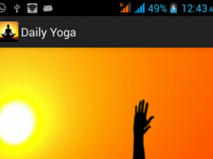 Morning Yoga 1.0 Screenshot