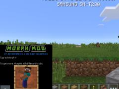 minecraft pe morph mod download ios