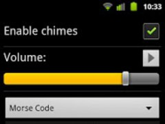 Morse Code for Chime Time 1.0.0 Screenshot