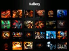 Mortal Kombat Wallpapers HD 1.0 Screenshot