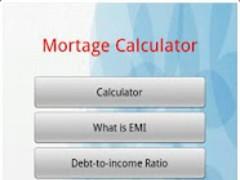Mortgage EMI Calculator 1.0.0 Screenshot
