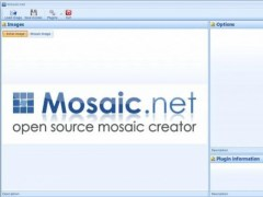 Mosaic.net 0.4 Screenshot