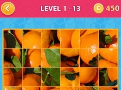 Mosaic - trivia image quiz and word puzzle game to guess words by small parts of images 1.0.1 Screenshot