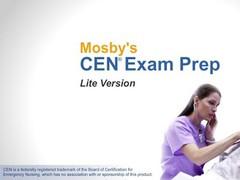 Mosby's CEN® Exam Prep Lite 1.0 Screenshot
