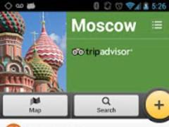 Moscow City Guide 4.1.9 Screenshot