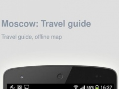 Moscow: Offline travel guide 1.12 Screenshot
