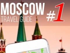 Moscow, Russia - Travel Guide №1 1.0 Screenshot