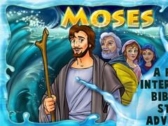 Moses - Kids Bible Story Book 1.0.4 Screenshot