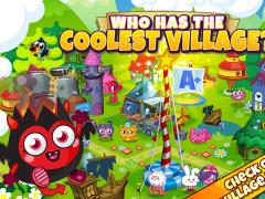 Moshi Monsters Village 2.0.2 Screenshot