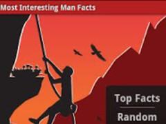 Most Interesting Man Facts 1.1.1 Screenshot