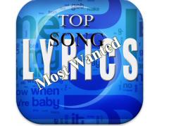 Most Wanted Song Lyrics 1 Screenshot
