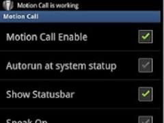 Motion Call(motioncall) 1.04 Screenshot