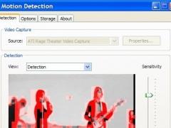 Motion Detection 1.04 Screenshot