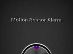 Motion Sensor Detection Alarm 1.0 Screenshot