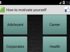 Motivate Yourself 1.0 Screenshot