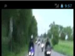Moto crash live wallpaper 1.0 Screenshot
