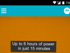 Moto G4 Plus 16MP AR Training 5.4.0 Screenshot